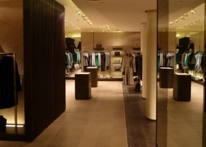 Luxury Retail. Store_Fantetti Workshop