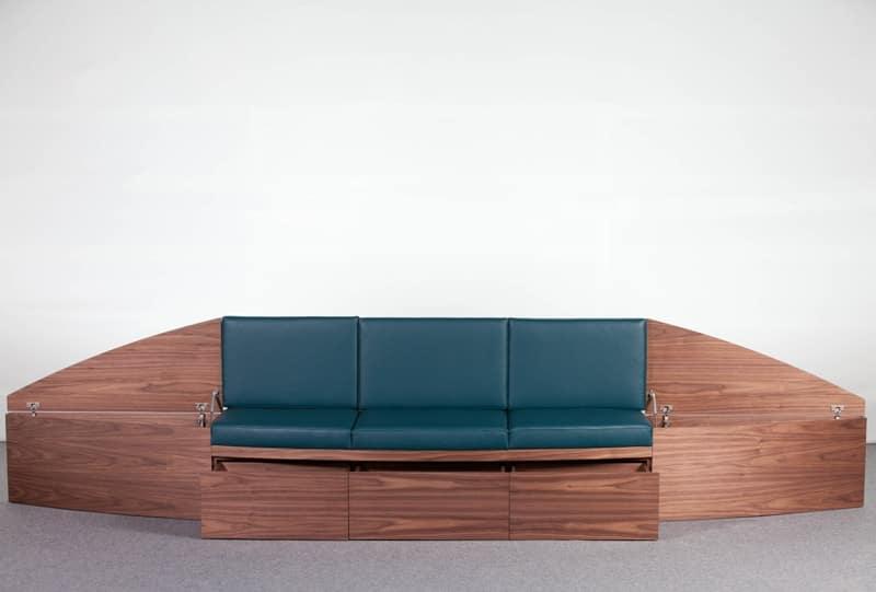 Furniture Design by Architetto Vicentino Alessandro Fantetti