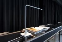White Lamp of Fantetti Design - Italian Architect Alessandro Fantetti