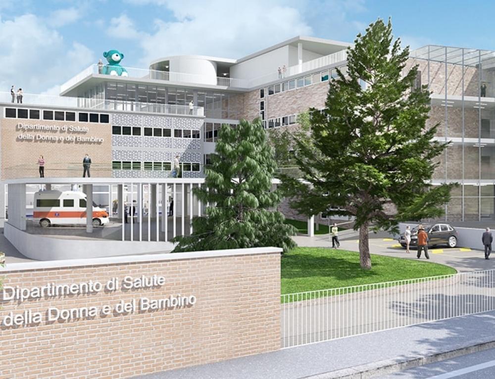 Pediatric Hospital Padua