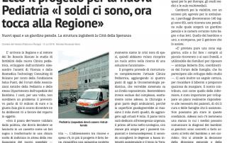 Progetto Ospedale di Padova - la nuova Pediatria