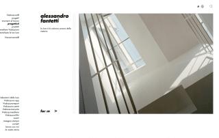 Alessandro Fantetti Architetto Italiano Vicenza