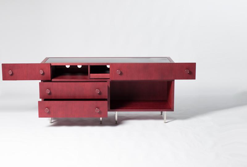 RED - Mobile TV - Alessandro Fantetti - Furniture Design