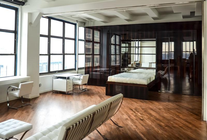 NY Apartment by Italian Architect Alessandro Fantetti