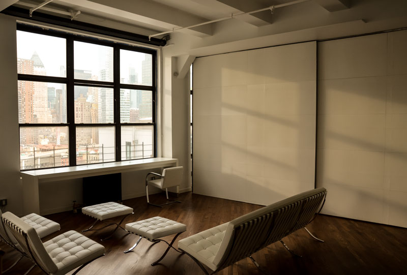 NY Apartment by Italian Architect Alessandro Fantetti