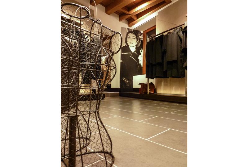 Negozio Cinzia Rocca_Verona - Fantetti Workshop